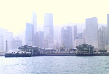 New Star Ferry Pier