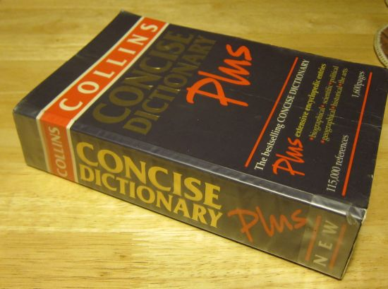 Collins Dictionary Plus